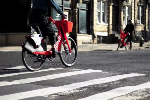Uber Beli Startup Sepeda Asal New York