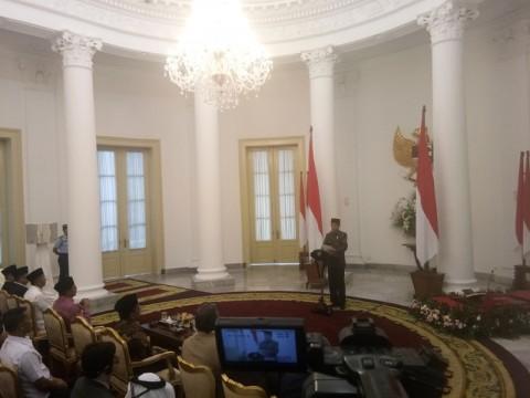 Jokowi: Isra Mikraj Jadi Momen Meningkatkan Kualitas Hidup