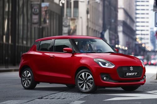 All New Suzuki Swift. Suzuki