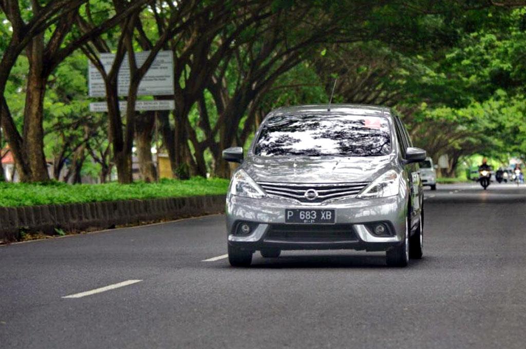 All New Nissan Grand Livina akan menggunakan basis Mitsubishi Xpander. Nissan