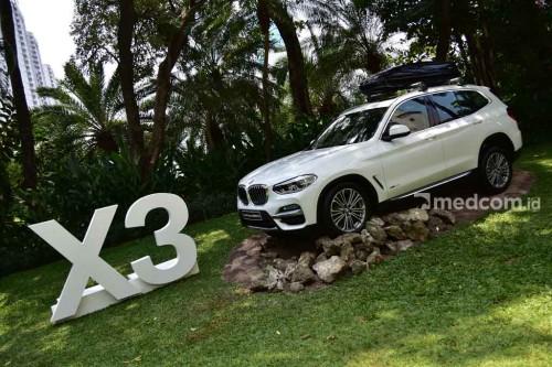 All New BMW X3 tawarkan kemampuan off road dan kenyamanan on