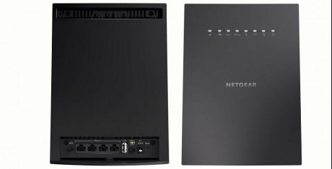 Netgear Nighthawk X6S EX8000 Pasang Fungsi Mesh Tri Band
