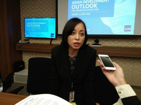 ADB Proyeksikan PDB Asia-Pasifik Tumbuh 6% di 2018