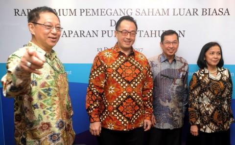 Pemegang Saham BRPT Restui <i>Right Issue</i> USD1 Miliar