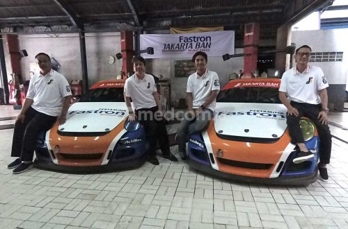 Jakarta Ban Racing Team, utus pembalap ke ajang Porsche Carrera