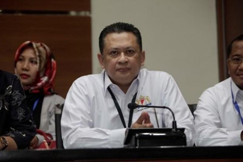 Ketua DPR Bambang Soesatyo/MI/Rommy Pujianto.