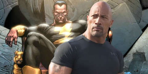 Dwayne Johnson Janjikan Film Antihero Black Adam Siap untuk 2019