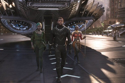 Black Panther (disney-marvel studios)