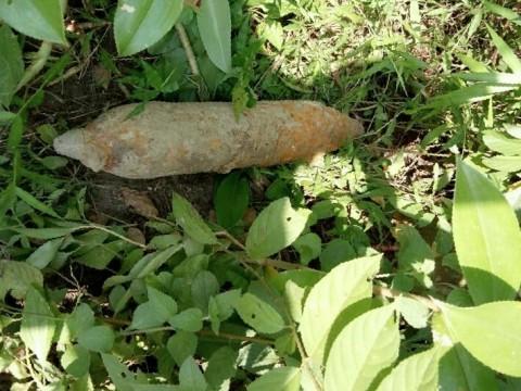 Pekerja di Sidoarjo Temukan Mortir Aktif Zaman Belanda