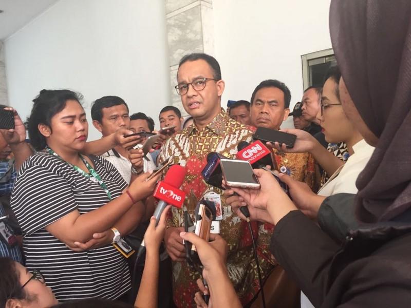 Gubernur DKI Jakarta Anies Baswedan - Medcom.id/Siti Yona.