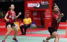 Pelatih Ungkap Alasan Ricky/Debby Mundur dari Tiongkok Masters
