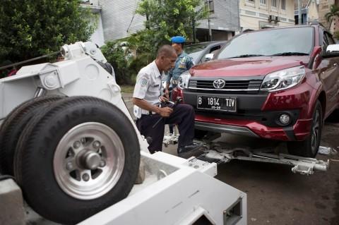 Kesantunan Publik dalam Penindakan Parkir Liar Perlu Diperhatikan
