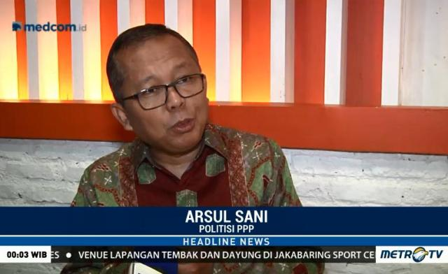 Anggota Komisi III Arsul Sani