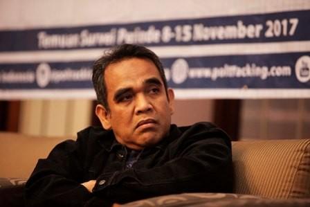 Sekjen Partai Gerindra Ahmad Muzani/MI/Rommy Pujianto