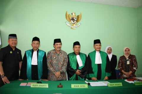 Pengadilan Agama Sidoarjo Sidang Keliling Kasus Perceraian
