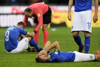 Italia Raih Posisi Terendah dalam Ranking FIFA Terbaru