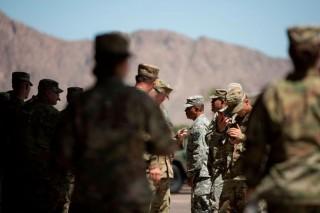Pasukan Garda Nasional AS Dikirim ke Perbatasan Meksiko