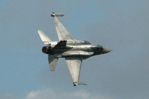Pilot Jet Tempur Yunani Tewas dalam Misi Cegat Pesawat Turki