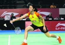 <i>Comeback</i> dari Cedera Panjang, Li Xuerui Melesat ke