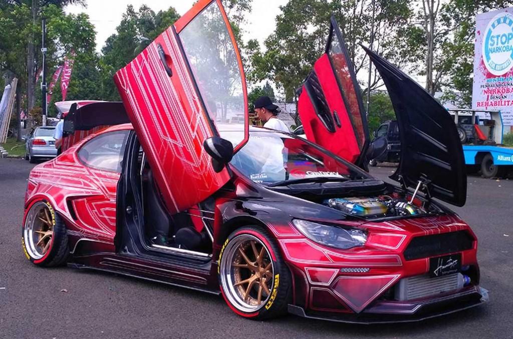 860 Modifikasi Mobil Honda Civic Batman Terbaik