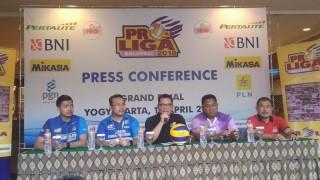 Final Proliga 2018, Panitia Siapkan 6.000 Lembar Tiket