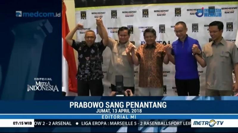 Prabowo sang Penantang