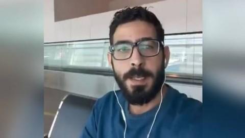 Pria Suriah Terlunta-lunta di Bandara Malaysia selama 37 Hari