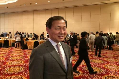 Presiden HUFS Kim In-chul, Medcom.id - Husen