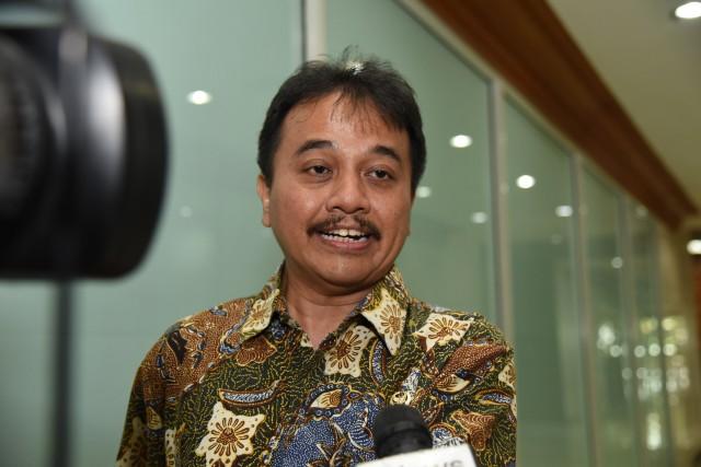 Anggota Komisi I DPR RI Roy Suryo (Foto:Dok.DPR)
