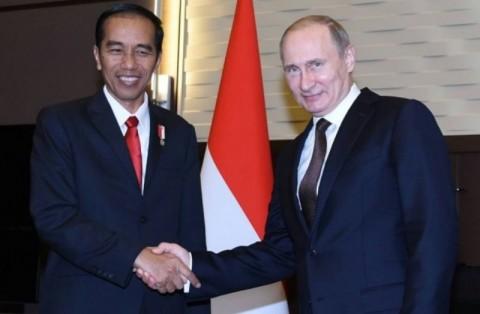 Putin akan ke Indonesia, Sejumlah Kesepakatan Ditandatangani