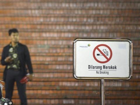 Larangan Merokok di Kantor Pemerintah DIY Segera Terbit