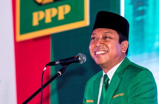Ketua Umum DPP PPP Romahurmuziy. Foto: Antara/M. Agung Rajasa