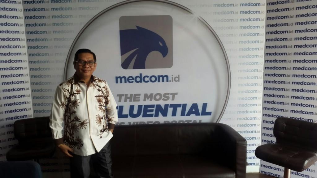 Ronny Pangemanan (Foto: Medcom.id)