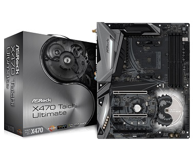 ASRock X470 Taich Ultimate.