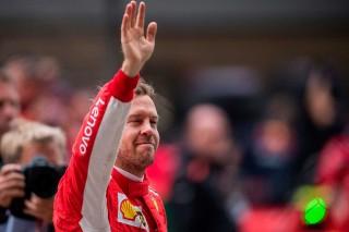Vettel Start Terdepan di GP Tiongkok