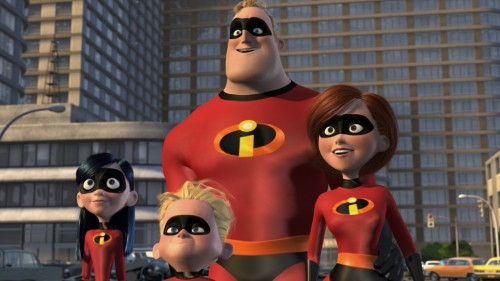 Film Incredibles (Foto: youtube)