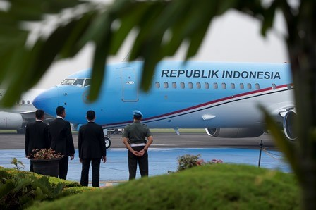 Bawaslu Tunggu PP Soal Penggunaan Pesawat Kepresidenan