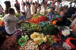 Harga Kebutuhan Pokok di Waykanan Naik, Stok Dijamin Cukup