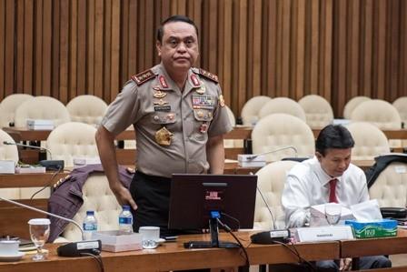 Wakapolri Komjen Syafruddin/ANT/M.Agung Rajasa