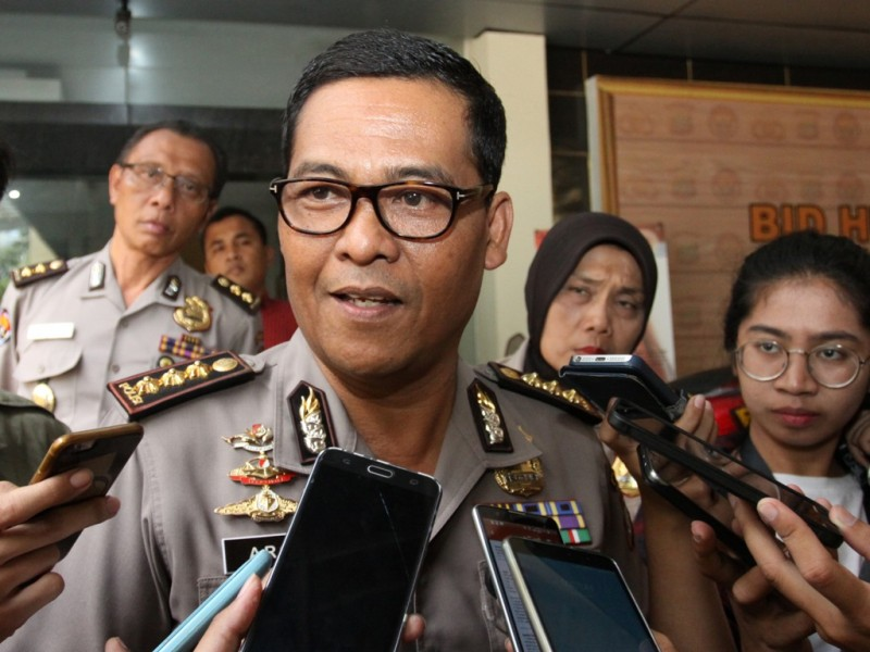 Kabid Humas Polda Metro Jaya Kombes Raden Prabowo Argo Yuwono. (Foto: Antara/Reno Esnir).