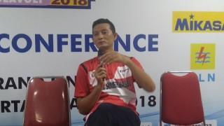 Proliga Selesai, Timnas Bola Voli Putra akan TC ke Luar Negeri