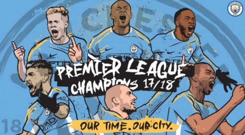 Manchester City (Foto: twitter)
