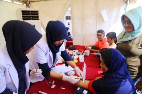 Sambut May Day, Kemenaker Gelar Pemeriksaan Kesehatan Gratis