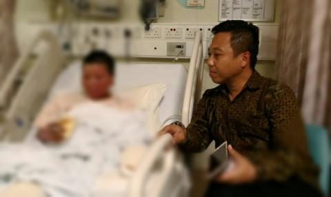 Kisah Heroik PMI di Singapura Selamatkan Balita dari Kebakaran