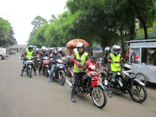HRC DKI Jakarta rayakan eksistensi 10 tahun di Bumi Perkemahan