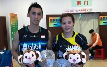 Kata Ronald/Annisa Usai Gagal Juara Tiongkok Masters 2018