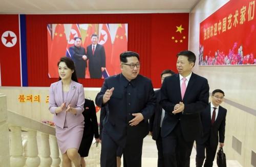 Pemimpin Korea Utara (Korut) Kim Jong-Un akan melakukan