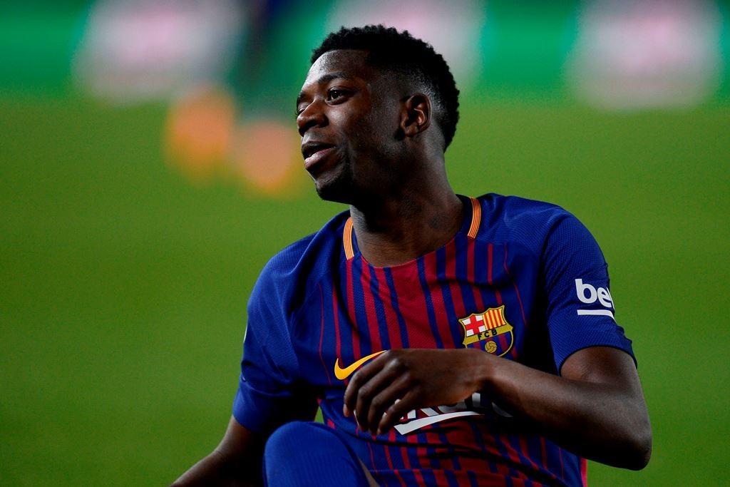 Ousmane Dembele. (Foto: AFP/Josep Lago)