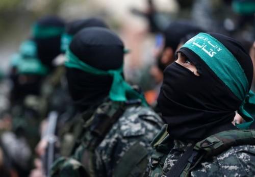 Kelompok Hamas tolak pelucutan senjata (Foto: AFP).