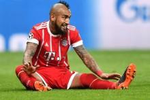 Muenchen tidak Diperkuat Vidal pada Semifinal Liga Champions